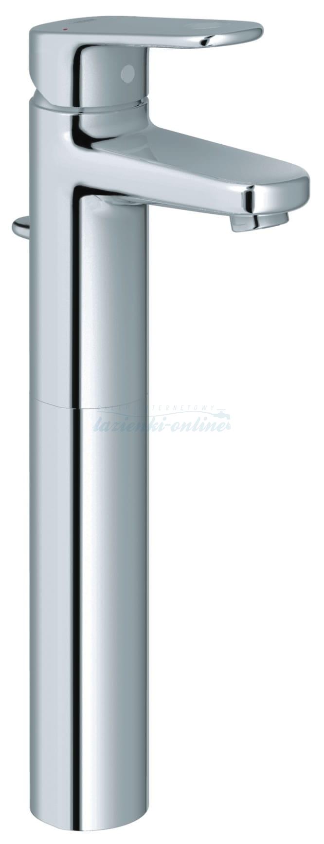 Grohe Europlus Xl Size Bateria Umywalkowa Wysoka 32618002 Lazienki