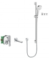 HansGrohe Logis komplet wannowy podtynkowy 5205410ED