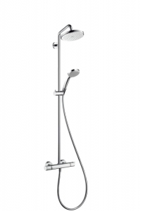 HansGrohe Croma 220 komplet prysznicowy 27185000