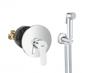 Grohe BauEdge komplet podtynkowy bidette 118006ED