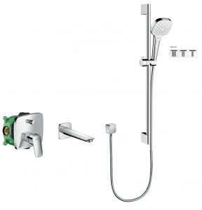 HansGrohe Logis komplet wannowy podtynkowy 5205415ED